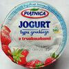 Jogurt typu greckiego z truskawkami 2,4% tłuszczu - Product
