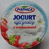 Jogurt typu greckiego z truskawkami 2,4% tłuszczu - Produkt