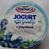 Jogurt typu greckiego z jagodami 2,4% tłuszczu - Produkt