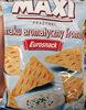 Prażynki o smaku aromatyczny fromage - Produkt