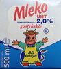 Mleko UHT 2% - Product