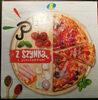 Pizza z synką i pieczarkami - Produkt