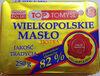 Wielkopolskie masło - Produkt