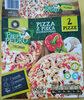 Pizza z pieca kamiennego z pieczarkami - Produit
