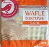 Wafle tortowe suche - Produkt