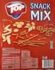 Mieszanka krakersów, paluszków i precelków - Produkt