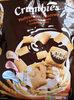 Poduszeczki zbożowe z kremem o smaku czekoladowym - Produkt