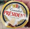 Camembert - Produktas