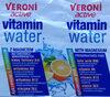 Napój niegazowany o smaku cytryny-pomarańczy z dodatkiem witamin (B3, B5, B6, B9, B7, B12) oraz magnezu i selenu. - Produkt