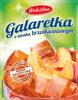 Galaretka o smaku brzoskwiniowym - Produkt
