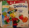Danonino strawberry aprikot - Продукт