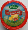 Sajtkorong - Produit