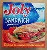 Joly sandwich - Product