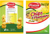 PLAISIR CHIPS DE PLANTAIN MURE - Produit