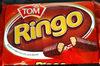 Ringo: Biscuits enrobés à la crème goût chocolat - نتاج