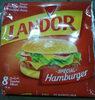 fromage fondu spécial Hamburger - Prodotto