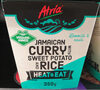 Jamaican curry with sweet potato and rice - Product
