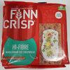 Hi-Fibre Wholerain Rye Crispbread - Producto