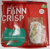 Hi-Fibre Wholerain Rye Crispbread - Produit