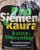 Kaurasiemenleipä - Produit