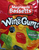 wine gums - Producto