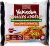 Nouilles yakisoba saveur poulet cacahuètes - Produit