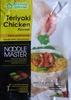 Nouilles instantanées, Arôme poulet teriyaki (Voir 3760092457423 pour lot de 3) - Produit