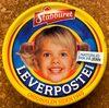 Stabburet Leverpostei - Liver Paté 100G (pack Of 3) - Product