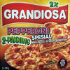 Pepperoni Special 2-pakning - Product