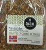 Véritable pain croquant norvégien - épeautre et graines de courge - Produit