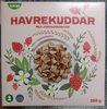 Havrekuddar med jordgubbisbitar - Product