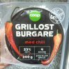 Grillost burgare med chili - Product
