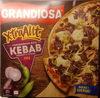 Grandiosa X-tra Allt Kebab - Produit