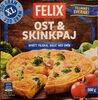 Ost & Skinkpaj - Produkt