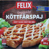Köttfärspaj - Produit