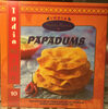 Papadums - Product