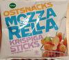 Ostsnacks Mozzarella Krispiga Snacks - Prodotto