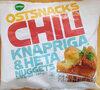 Ostsnacks chili - knapriga & heta nuggets - Produit