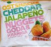Ostsnacks Cheddar jalapeño nuggets - Goda & krämiga - Produit