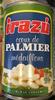Coeur de palmier médaillons - Produit