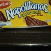 galletas gaufrette napolitanas - Producte