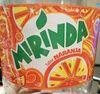 Mirinda sabor naranja - Product