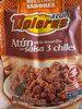 Atún Aleta Amarilla en salsa 3 chiles - Product