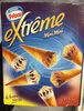 Frisco extrême MiniMini - 6 Glaces vanille, 6 glaces cacao - Product