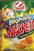 Snacketti Paprika Shells - Product