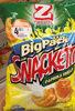 Snacketti Paprika Shells - Produit