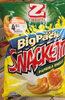Snacketti Paprika Shells - Prodotto