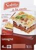 Lasagne - Prodotto