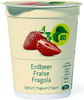 Yogourt fraise BIO - Product