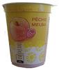 yogourt de saison pêche melba - Produit
